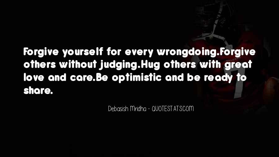 Quotes About Judging Others #703555