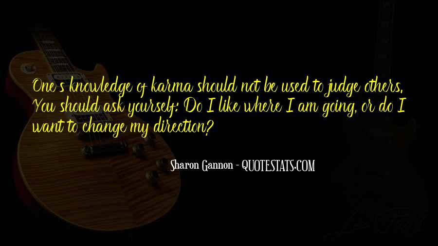 Quotes About Judging Others #776650