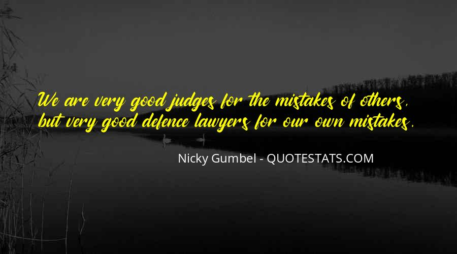 Quotes About Judging Others #951692