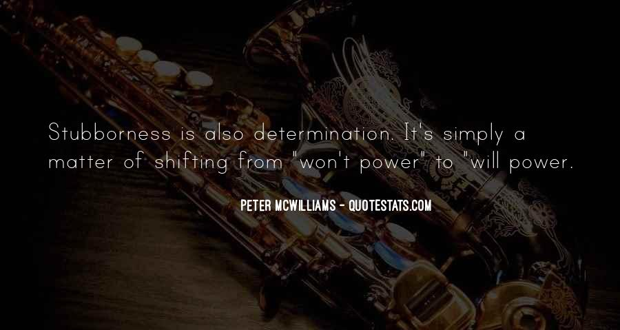 Quotes About Shifting Power #1440859