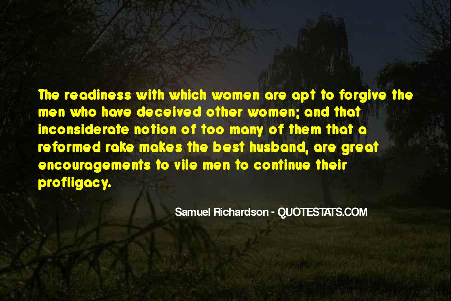 Quotes About The Best Husband #1813301