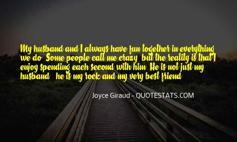 Quotes About The Best Husband #506897