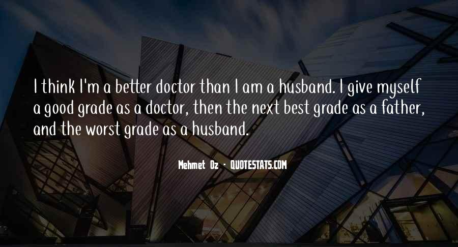 Quotes About The Best Husband #712982