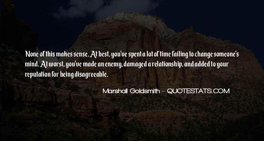 Quotes About Being Damaged #1496844