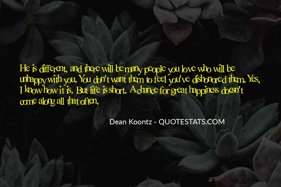 Quotes About How Short Life Is #1160867