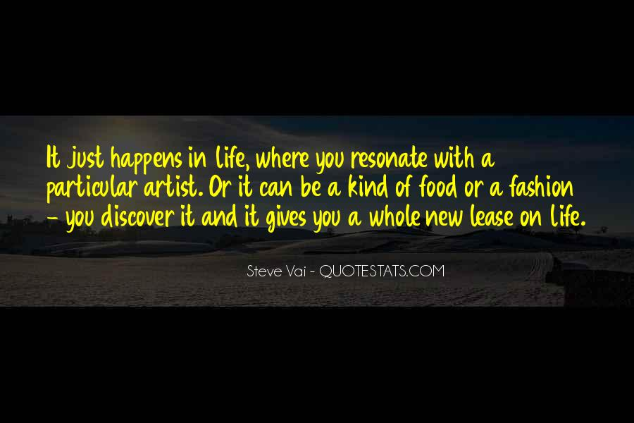 Quotes About New Lease On Life #1293362
