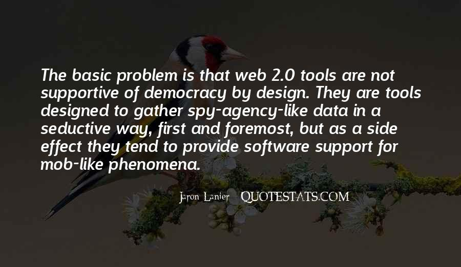 Quotes About Web 2.0 #1532815
