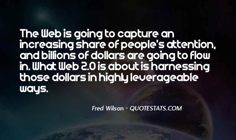 Quotes About Web 2.0 #1626059