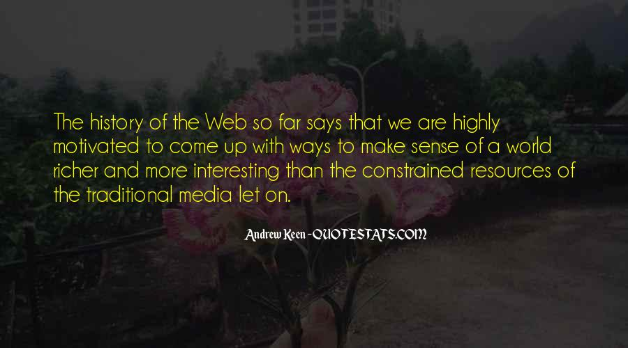 Quotes About Web 2.0 #40148