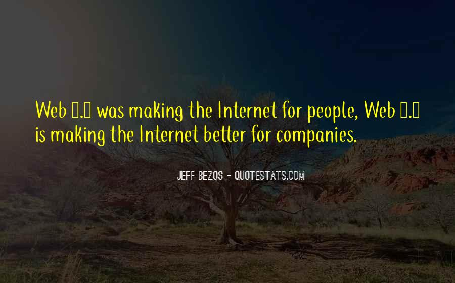 Quotes About Web 2.0 #521074