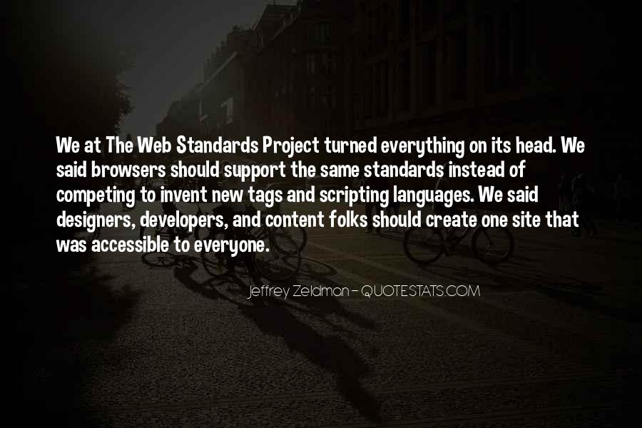 Quotes About Web 2.0 #59329