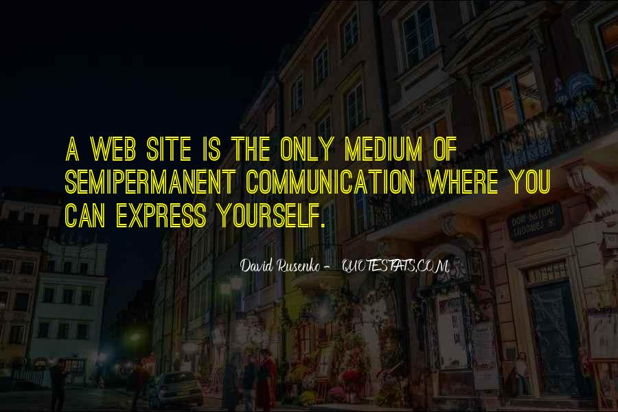 Quotes About Web 2.0 #7102