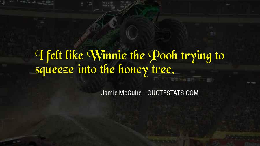 Quotes About Honey #110935