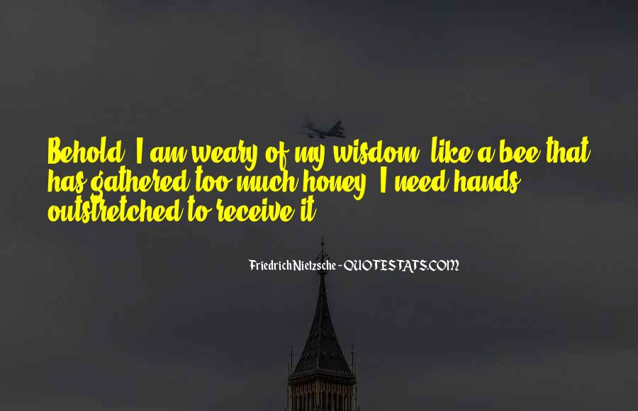 Quotes About Honey #112199