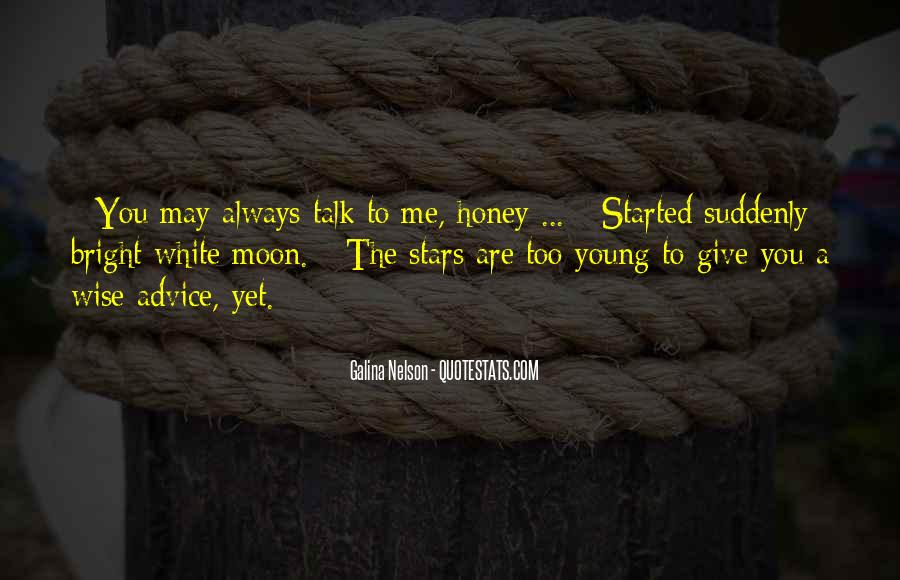 Quotes About Honey #19339