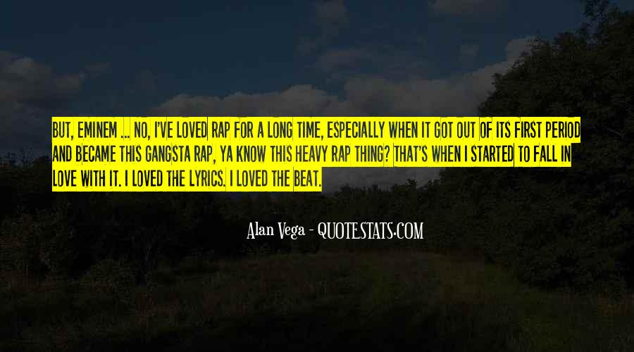 Quotes About No Time For Love #19423