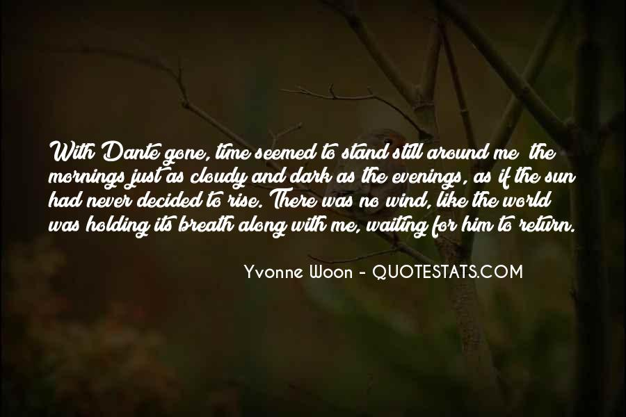 Quotes About No Time For Love #205194