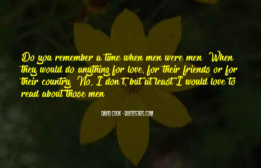 Quotes About No Time For Love #870071
