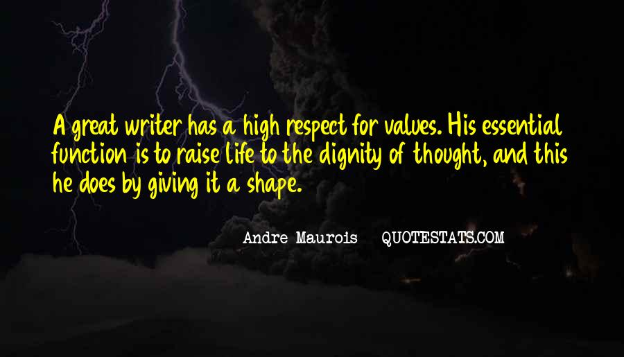 Quotes About A Writer's Life #10002