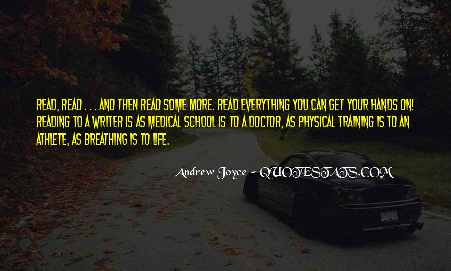 Quotes About A Writer's Life #15178