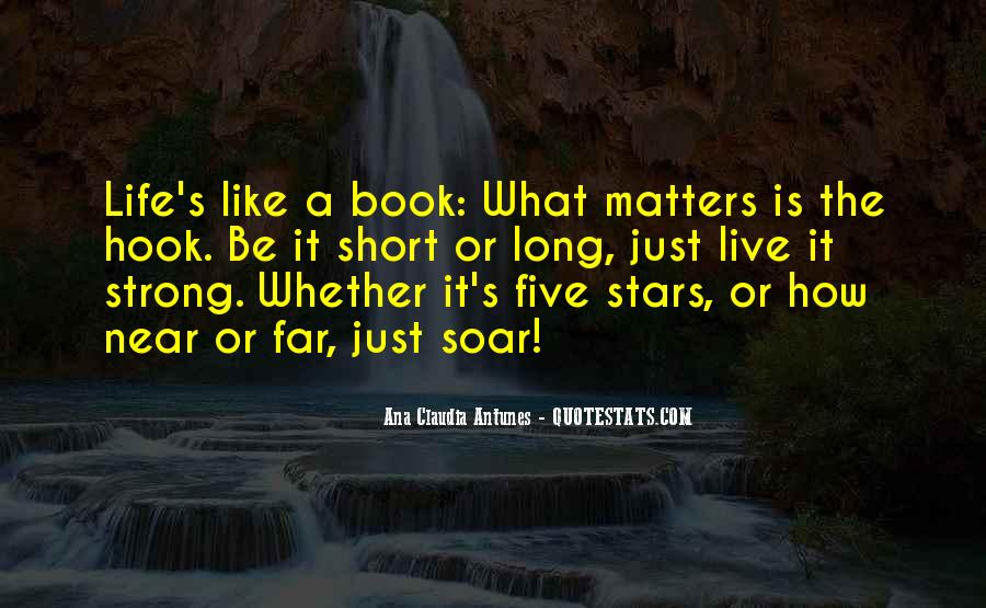 Quotes About A Writer's Life #174694