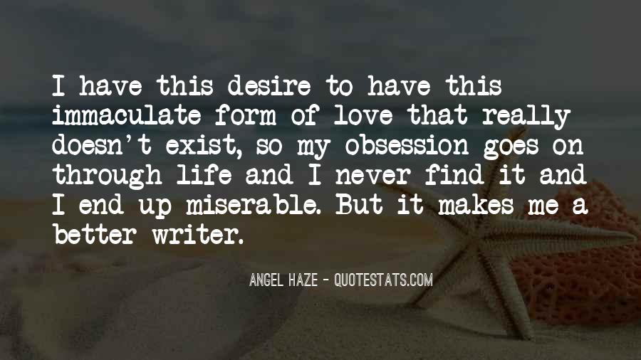 Quotes About A Writer's Life #32931