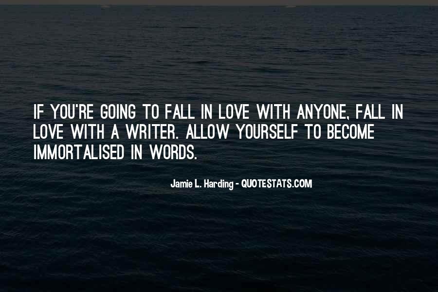 Quotes About A Writer's Life #76115