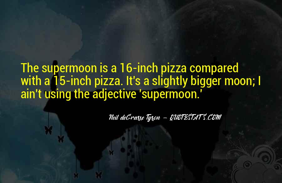 Quotes About Supermoon #1163939