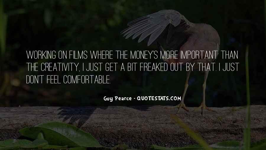 Quotes About Not Working For Money #5966