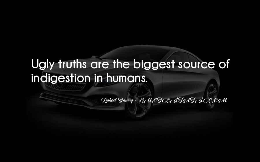 Quotes About Truths And Lies #1635687