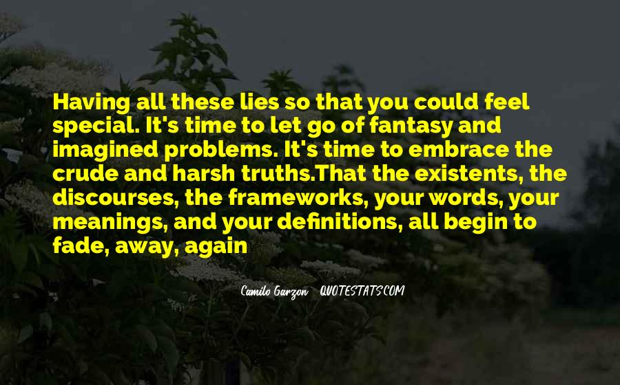 Quotes About Truths And Lies #1704852