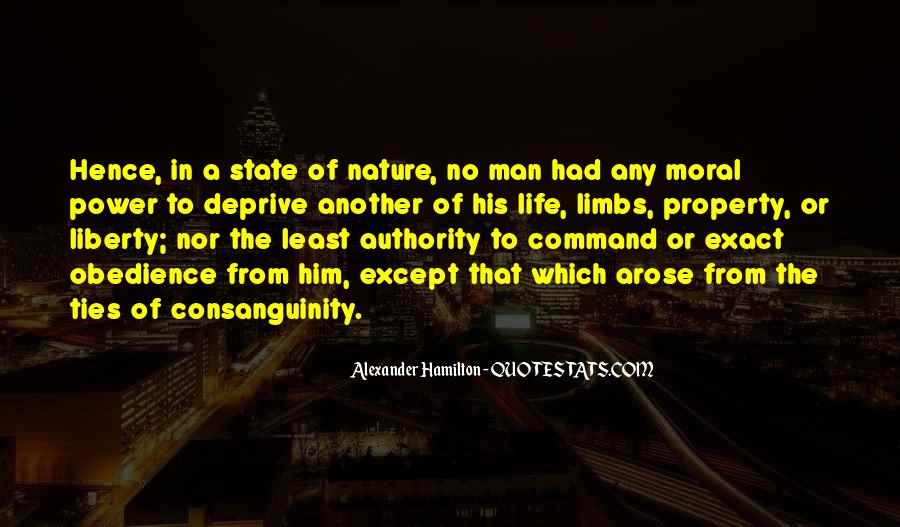 Quotes About Obedience To Authority #755571
