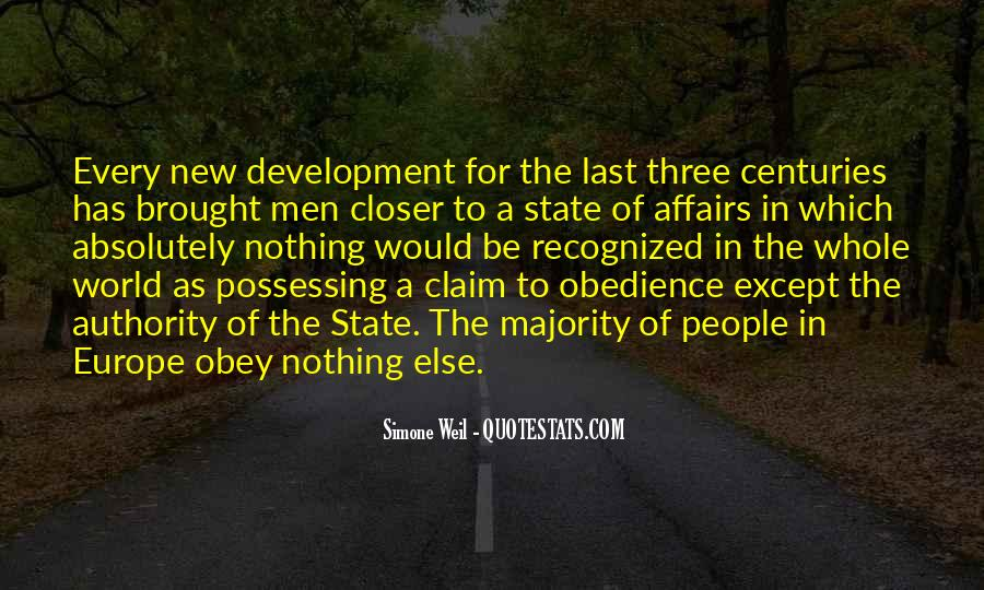 Quotes About Obedience To Authority #940065