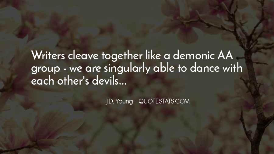 Quotes About Group Dance #1263960