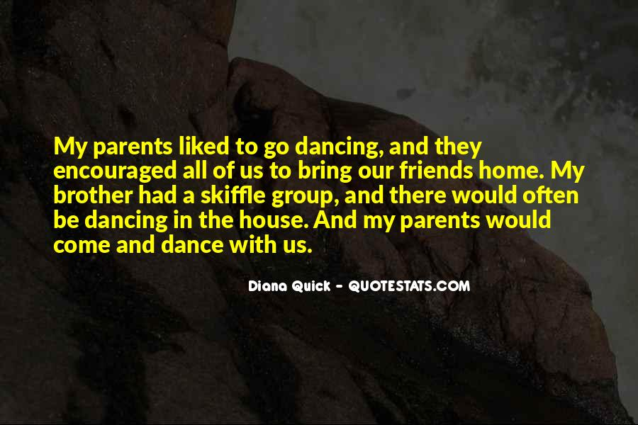 Quotes About Group Dance #1463583