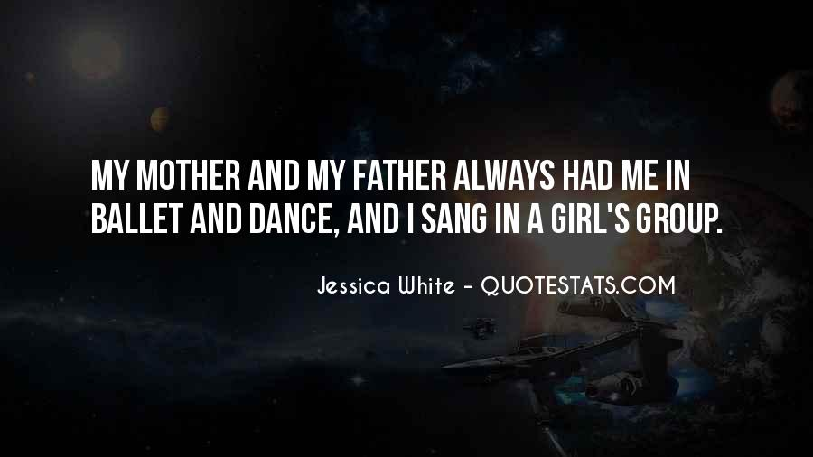 Quotes About Group Dance #1586214