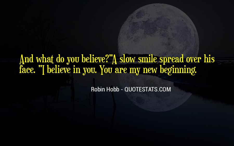 Quotes About A New Beginning Of Love #1305469