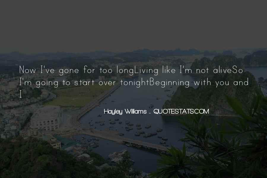 Quotes About A New Beginning Of Love #1508624