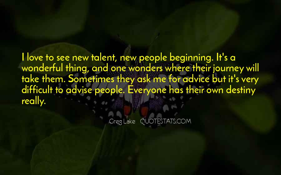 Quotes About A New Beginning Of Love #1589479
