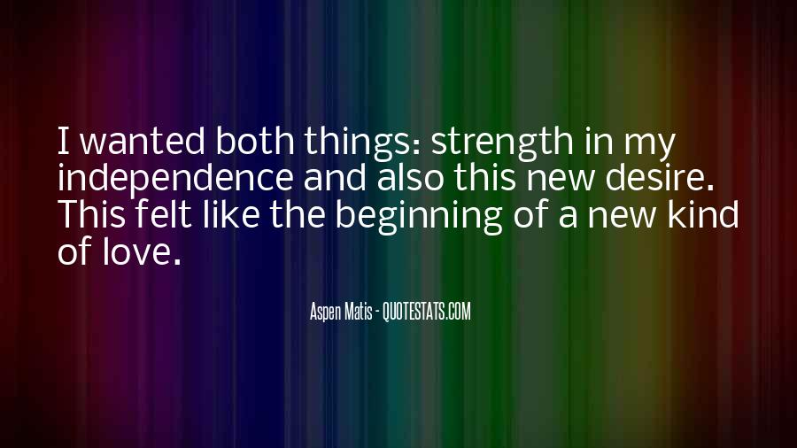 Quotes About A New Beginning Of Love #1816646