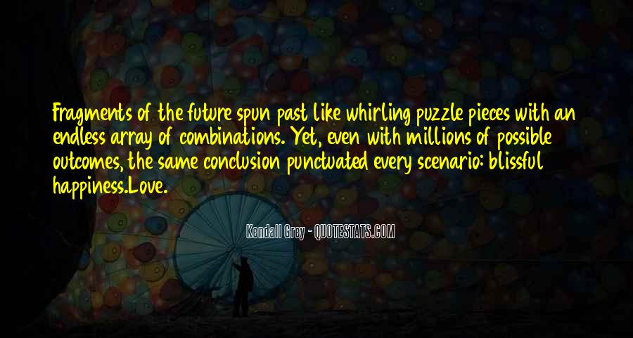 Quotes About Puzzle Pieces And Love #429370