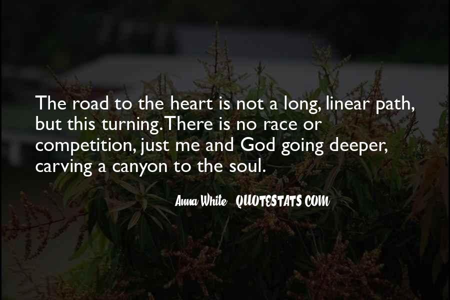 Quotes About Going Deeper #348581