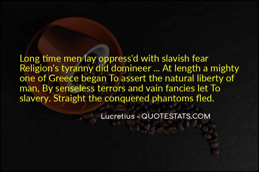Quotes About Liberty And Tyranny #1263540