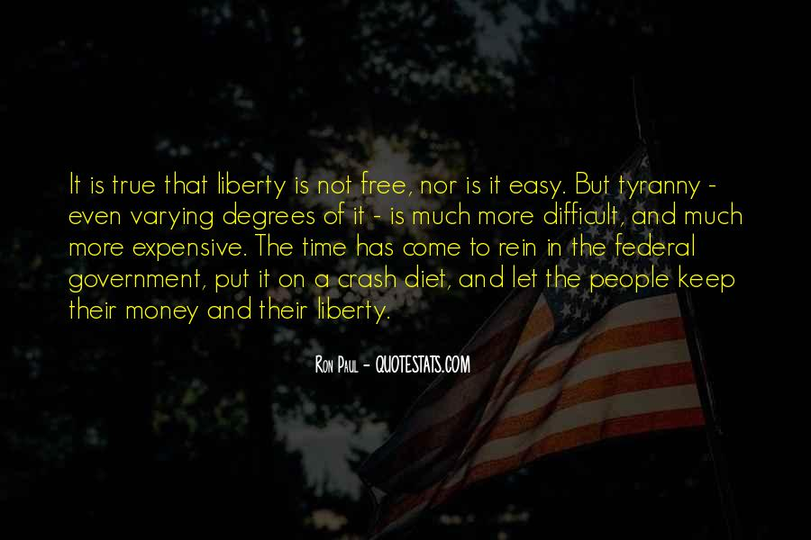 Quotes About Liberty And Tyranny #1381104