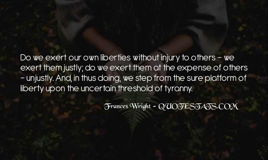 Quotes About Liberty And Tyranny #1624875