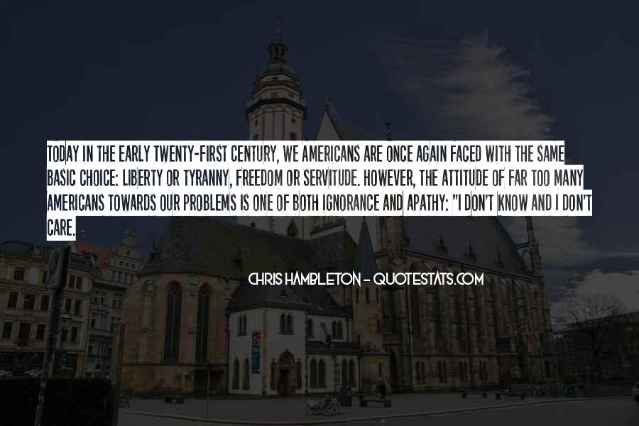 Quotes About Liberty And Tyranny #173349