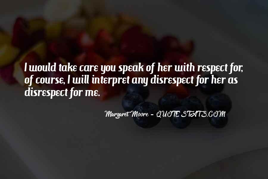 Quotes About Care For Her #222065