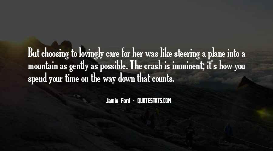 Quotes About Care For Her #561201