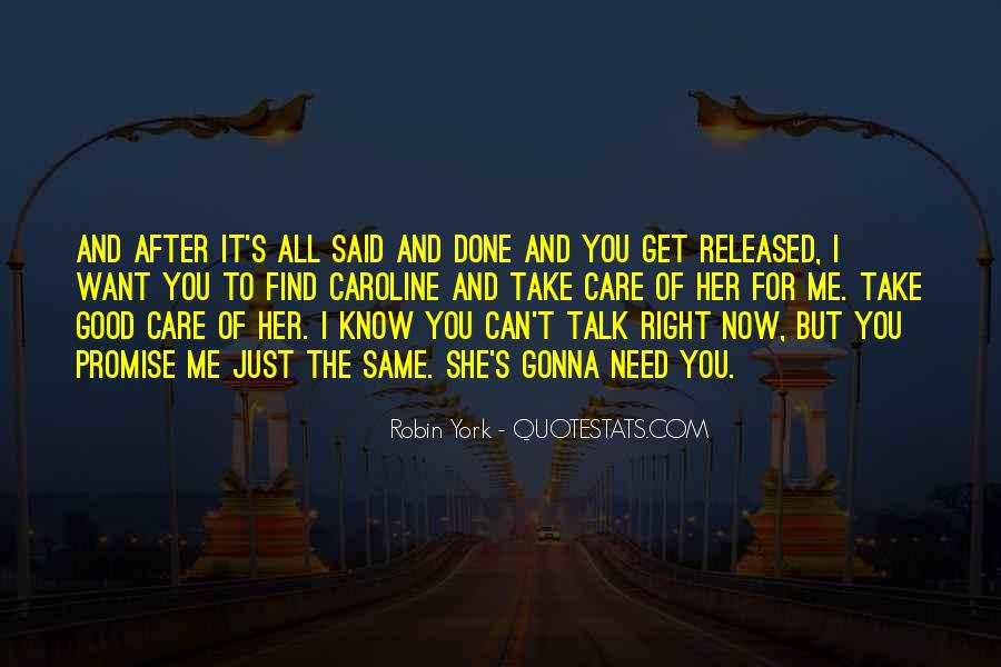 Quotes About Care For Her #932836