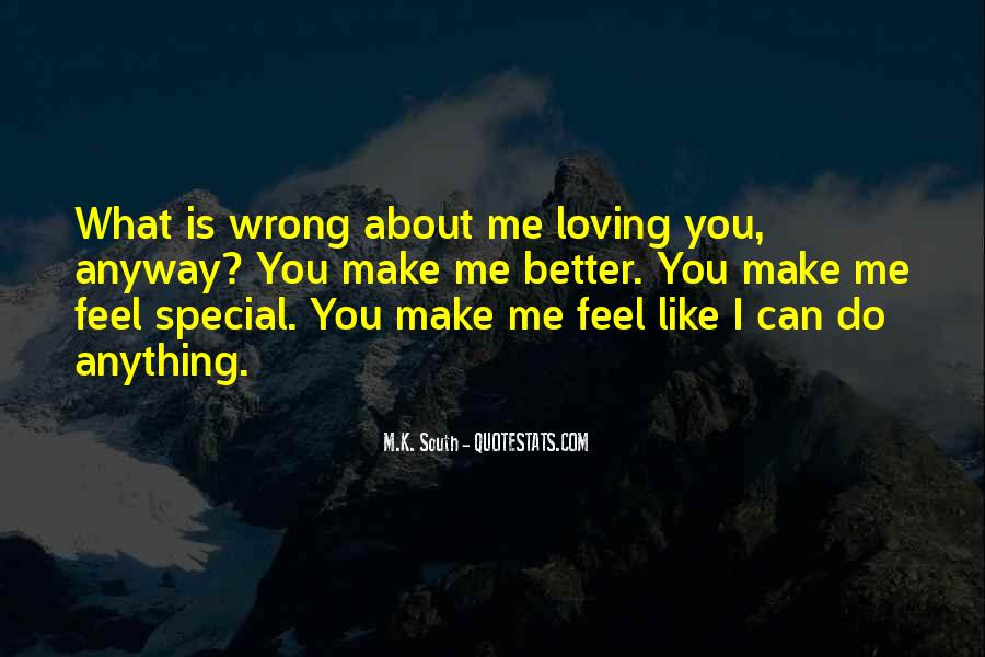 Quotes About What Love Can Make You Do #1070761